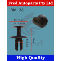 BM138,A0009913940F,5 units in 1pack,Car Clips