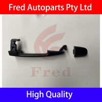 Door Handle Black Without Hole Fits For Hilux Series TGN.KUN KX-B-027-2-A