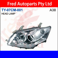 Head Lamp With Hid Right, Fits For Camry Aurion.2006.GSV40, TY-07CM-001-RH, 81145-06400