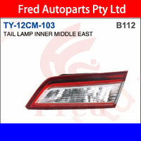 Tail Lamp Inner Right, Fits For Camry 2012.ASV50, TY-12CM-103-RH, 81581-06400