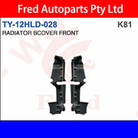 Radiator Support Left, Fits For Kluger 2011.GSU40, TY-12HLD-028-LH, 53294-0E060