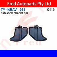 Radiator Bracket Large Left, Fits For Rav4 2013.ASA.ZSA, TY-14RAV-031-LH, 53154-0R020