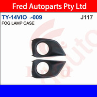 Fog Lamp Cover Left, Fits For Yaris 2014.Sedan.NCP, TY-14VIO-009-LH, 52128-0D120
