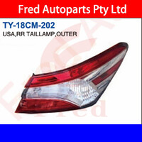 Tail Lamp Outer, Fits For Camry 2018.ASV70, TY-18CM-202-LH, 81561-18CM-202