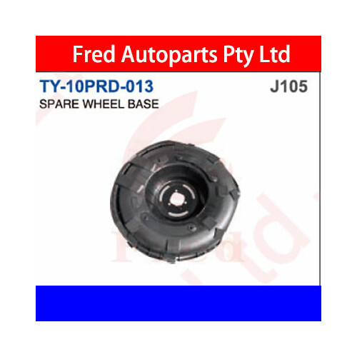 Spare Wheel Cover Base, Fits For Prado 2010.KDJ150, TY-10PRD-013, 64773-60010