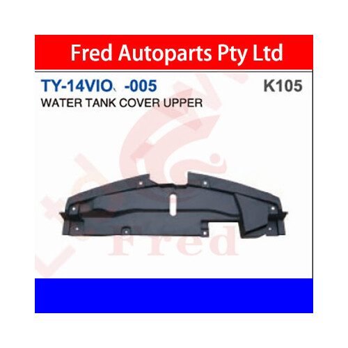 Radiator Support Cover, Fits For Yaris 2014.Sedan.NCP, TY-14VIO-005, 53141-0D030