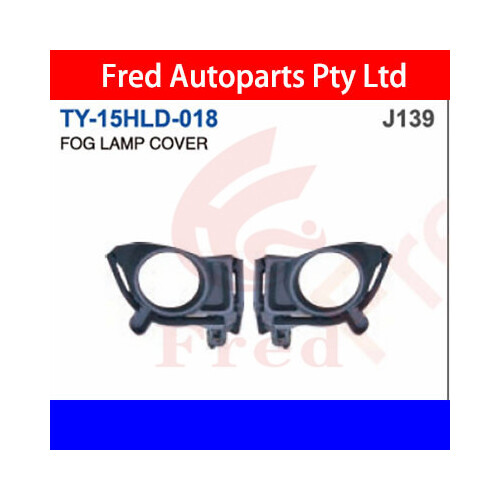 Fog Lamp Cover Right, Fits For Kluger 2014.GSU50.55, TY-15HLD-018-RH, 81481-0E170